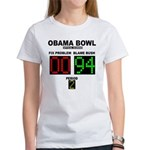 Obama Bowl Women's T-Shirt