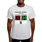 Obama Bowl Light T-Shirt