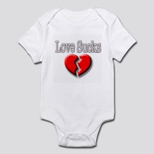 Love Sucks 2 Infant Creeper