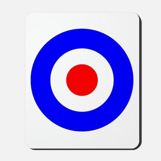 Mod Target Mousepad