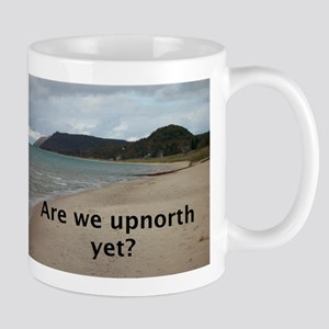 Lake Michigan shoreline Mug