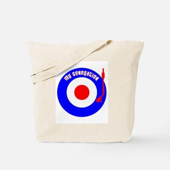 My Generation Tote Bag