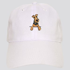 Welsh Terrier Paws Up Cap