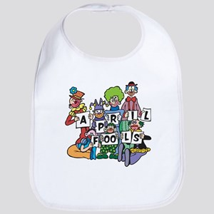 April Fools Day Bib