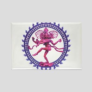 Shiva Rectangle Magnet