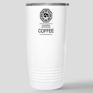 Dharma Initiative Coffee Travel Mug
