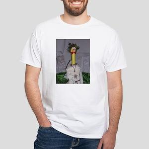Frisz White T-Shirt