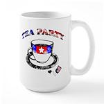 Tea Party Large Mug