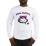 Tea Party Long Sleeve T-Shirt