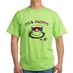 Tea Party Green T-Shirt