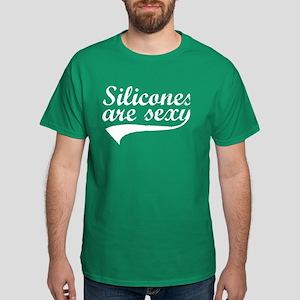 Silicones are sexy