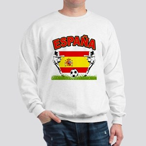 Spainish Soccer Sweatshirt