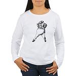 Mad Tweedle Dee Women's Long Sleeve T-Shirt