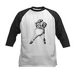 Mad Tweedle Dee Kids Baseball Jersey