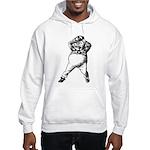 Mad Tweedle Dee Hooded Sweatshirt