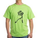 Mad Tweedle Dee Green T-Shirt
