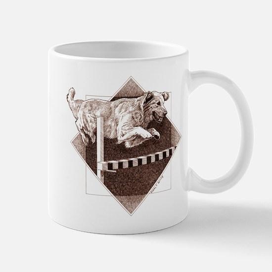Obedience Golden Mug