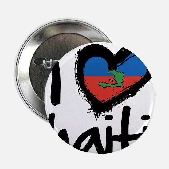 """Cute Haiti 2.25"""" Button"""