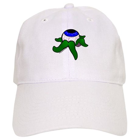 Eye with tentacles Cap