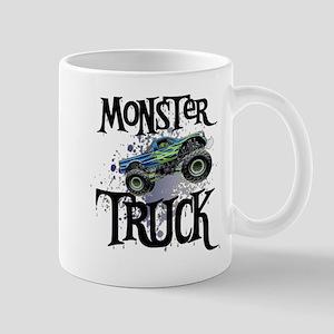 Monster Truck Mug
