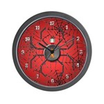Cherokee Water Spider Wall Clock