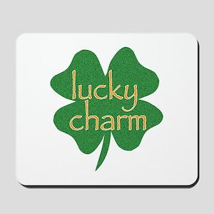 Lucky Charm Mousepad