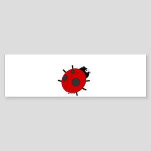 Ladybug Sticker (Bumper)