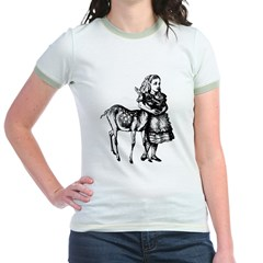 Alice and Fawn T
