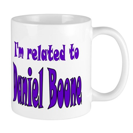 Daniel Boone Mugs