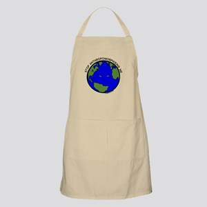 Cranky Planet BBQ Apron