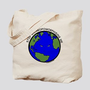 Cranky Planet Tote Bag