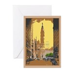 Philadelphia Baseball Greeting Cards (Pk of 10)