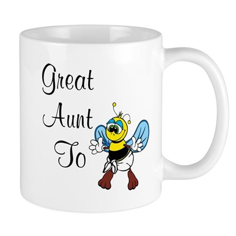 Great Aunt To Bee Mug
