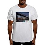US Coast Guard Ash Grey T-Shirt
