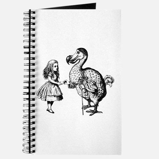 Alice and Dodo Journal