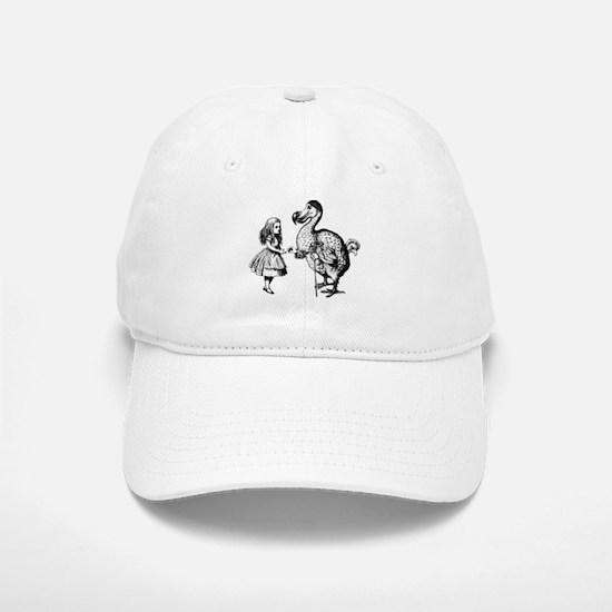 Alice and Dodo Baseball Baseball Cap
