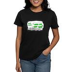 Slim Women's Dark T-Shirt
