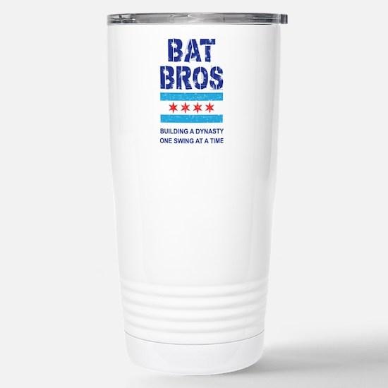 Bat Bros Baseball Travel Mug