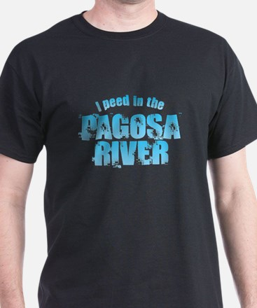 I Peed in the Pagosa River T-Shirt
