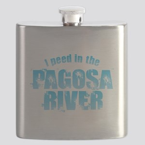 I Peed in the Pagosa River Flask