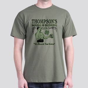 Thompson's Club Dark T-Shirt