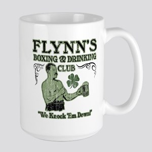 Flynn's Club Large Mug