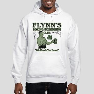 Flynn's Club Hooded Sweatshirt
