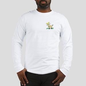 front goat 3-3-10 Long Sleeve T-Shirt