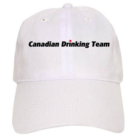Canadian Drinking Team Cap