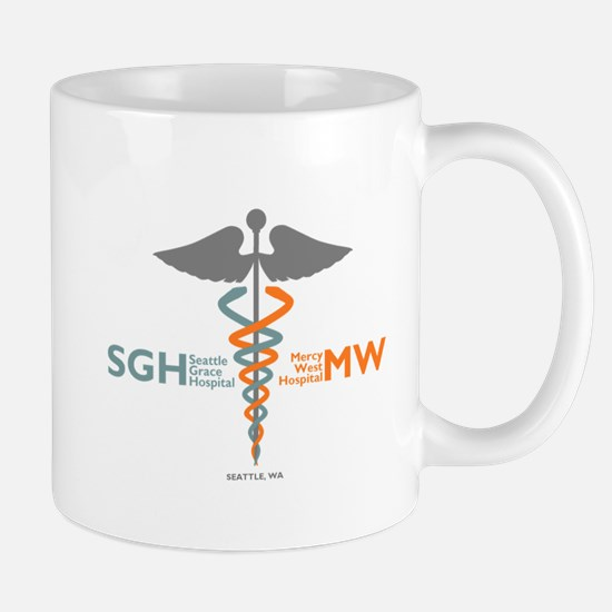Seattle Grace Mercy West Hospital Mug