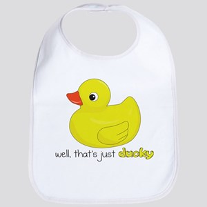Well, that's just ducky Bib