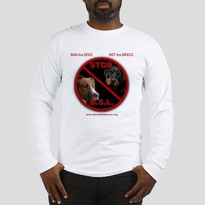 STOP B.S.L. - Long Sleeve T-Shirt