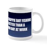 Crappie Fishing Mug