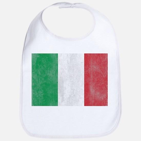 Vintage Italy Flag Bib